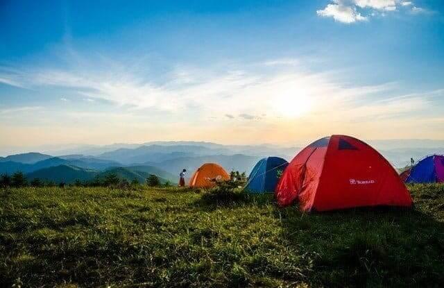 La miglior attrezzatura per trekking, escursioni o campeggio.