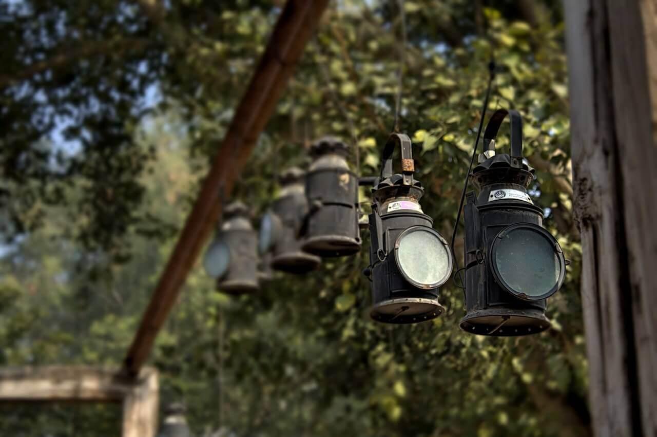 Lampade da esterno vintage, guida all'acquisto