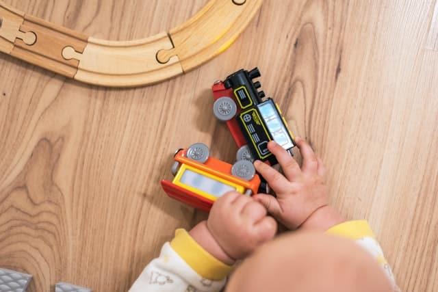 Giocattoli ecologici in legno, ottima soluzione per bambini