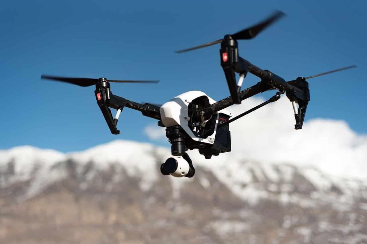 attrezzatura tik tok drone